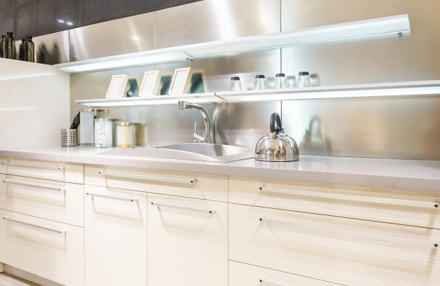 How To Clean Stainless Steel Appliances With Natural Ingredients Spicandspan De